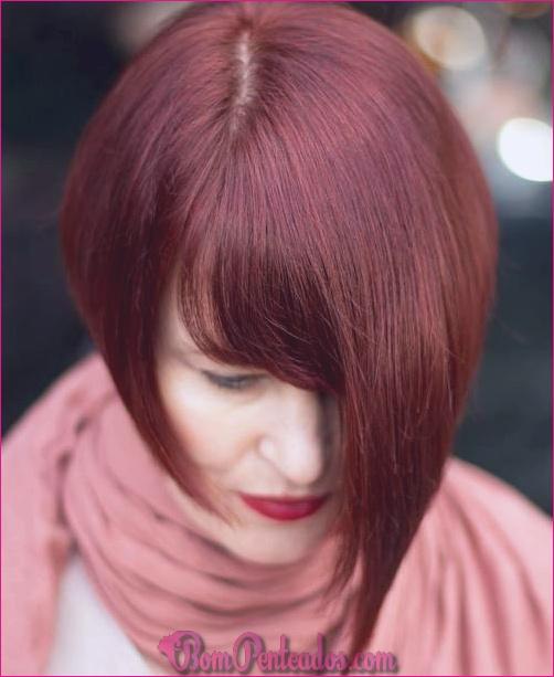 15 idéias de sopro da mente para cabelos ruivos