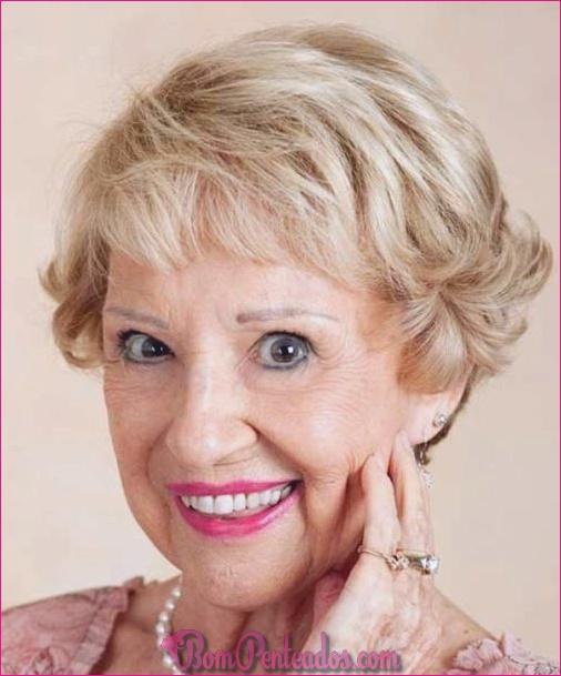 15 cortes de cabelo elegantes para mulheres acima de 50 anos