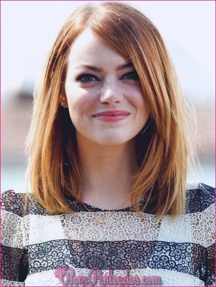 20 Melhores penteados de comprimento médio
