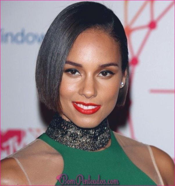 15 penteados curtos extravagantes para mulheres negras
