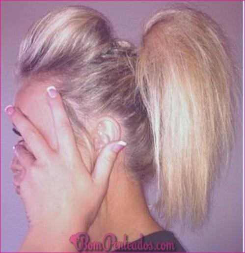 Como provocar cabelo?