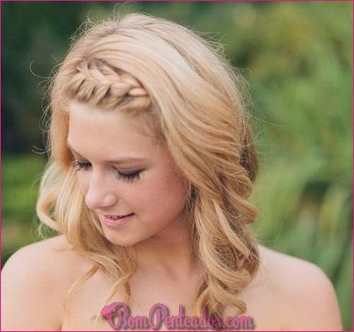 15 penteados trançados fáceis