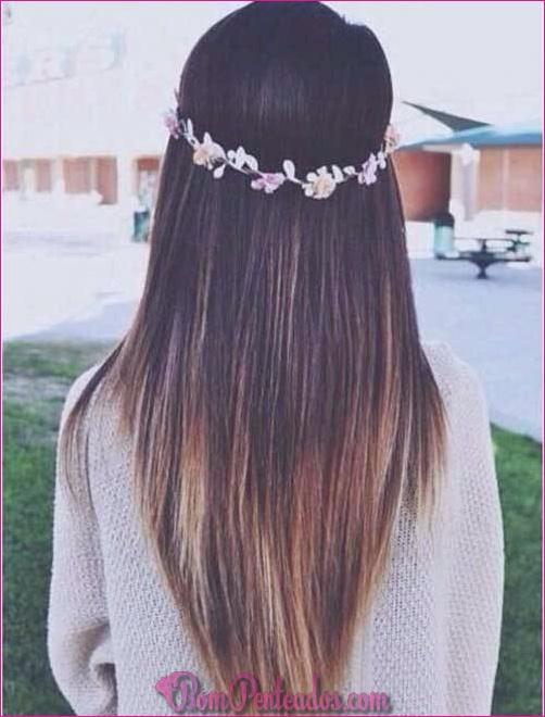 20 cortes de cabelo diferentes para cabelos longos