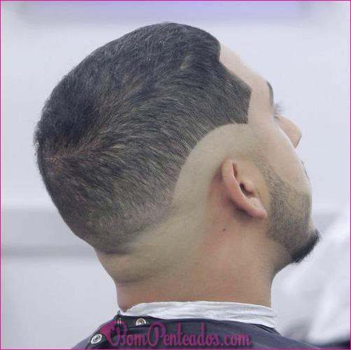 15 cortes de cabelo curtos para homens negros