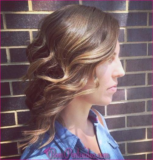 20 penteados de comprimento médio para cabelos finos
