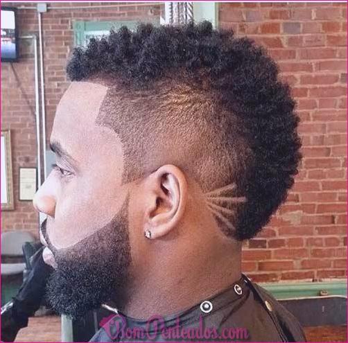 20 cortes de cabelo Falcão Falso para homens