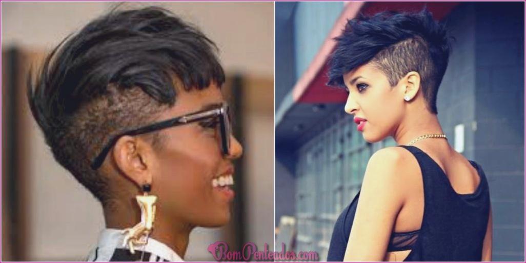 15 penteados afro-americanos requintados