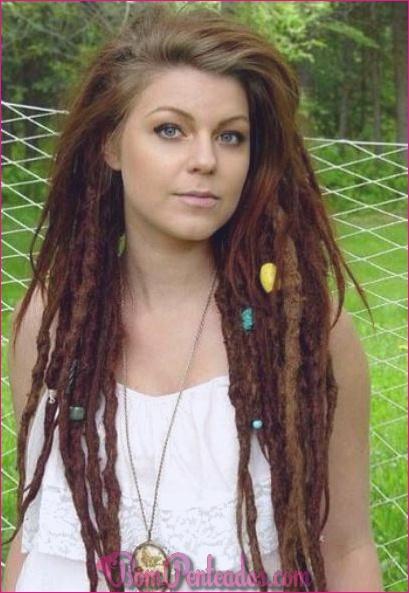 15 dreadlocks diferentes para mulheres