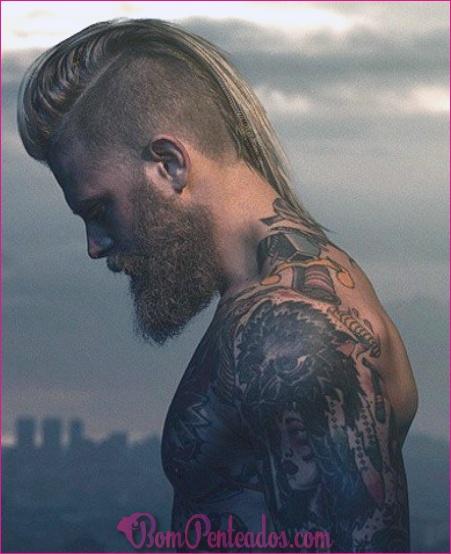15 penteados mohawk para homens