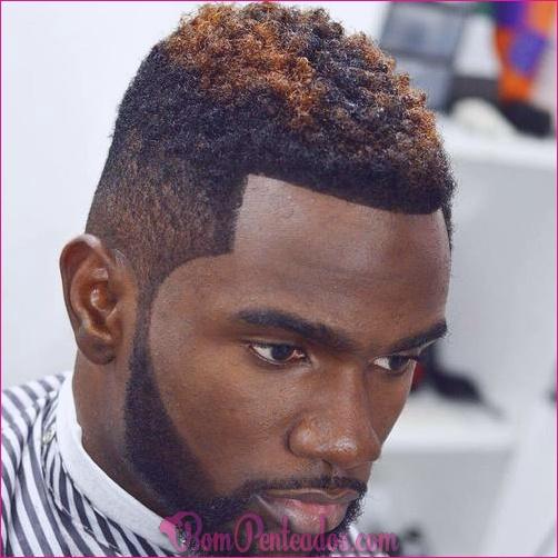 15 penteados cacheados para homens negros
