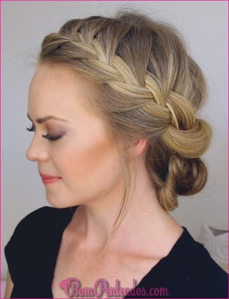 15 estilos únicos da trança do cabelo