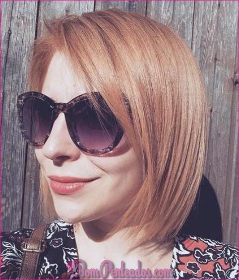 15 penteados loiros curtos mais modernos e cortes de cabelo