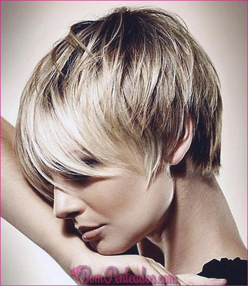 20 melhores penteados de franja curta