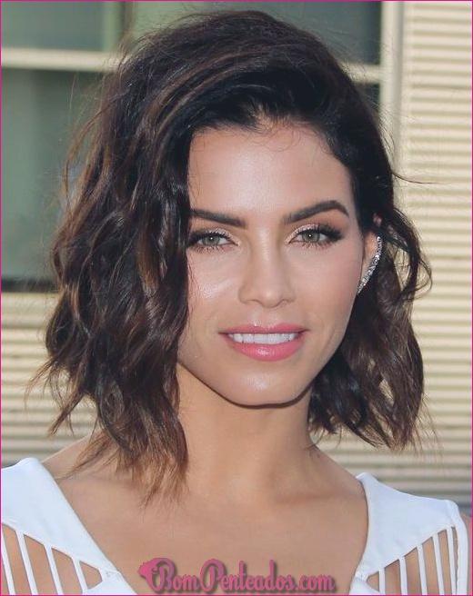 20 melhores penteados de comprimento médio para mulheres
