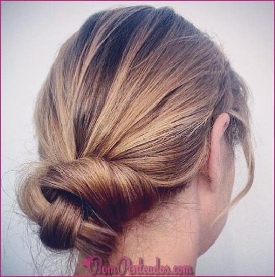 15 updos exclusivos para cabelos finos