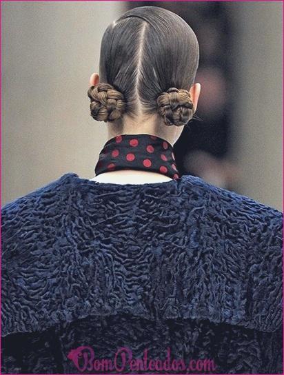 20 penteados cativantes para mulheres 2019