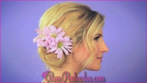 20 rindo mãe dos penteados da noiva