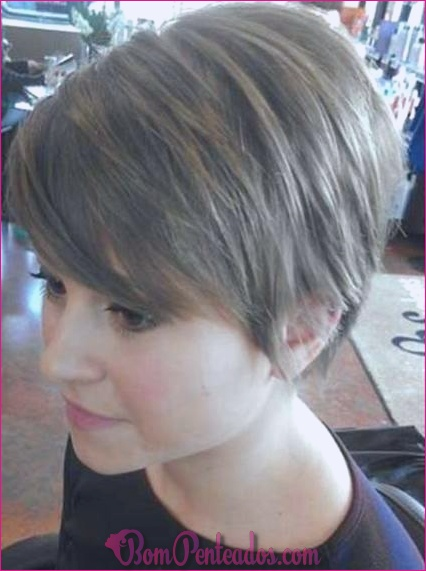 20 looks lindos com Pixie Cut para rosto redondo