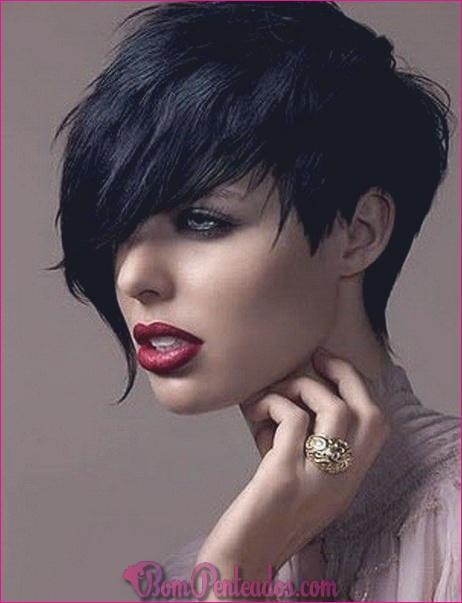 20 cortes de cabelo assimétricos frescos