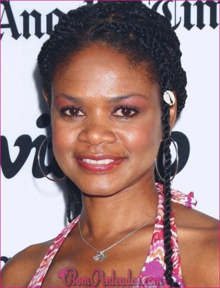 15 penteados naturais para mulheres afro-americanas
