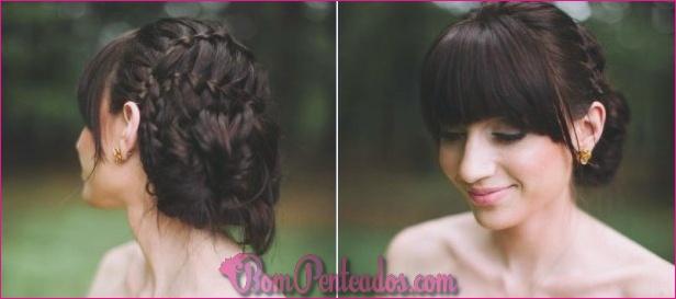20 penteados elegantes para mulheres