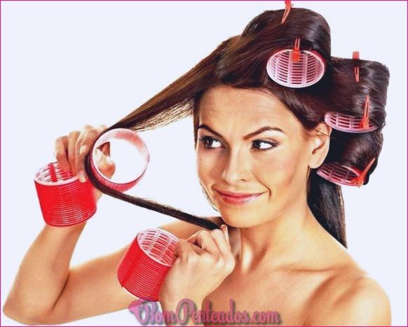 Como enrolar o cabelo sem calor?
