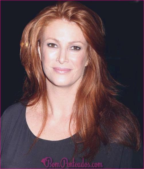 15 penteados vermelhos Nifty para mulheres