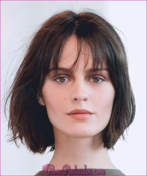 20 cortes de cabelo de baixa manutenção e penteados