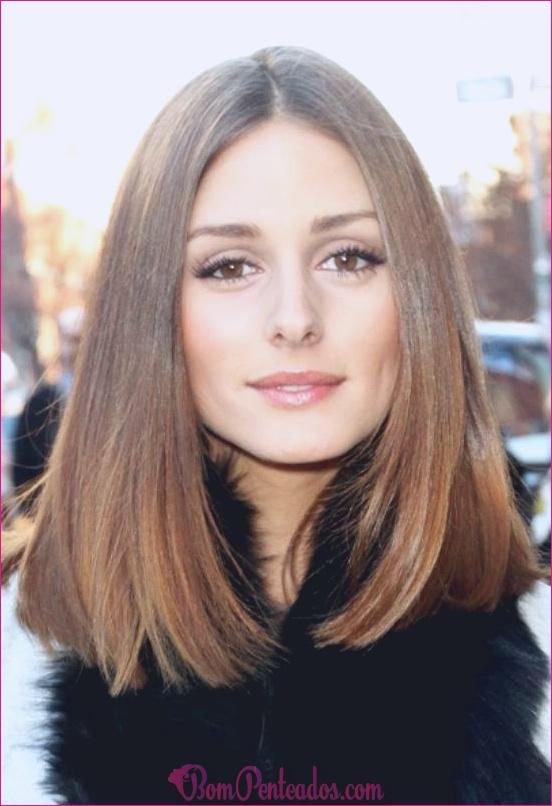 15 cortes de cabelo de comprimento médio