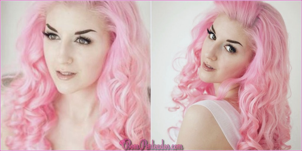 20 penteados emo bonitos para meninas
