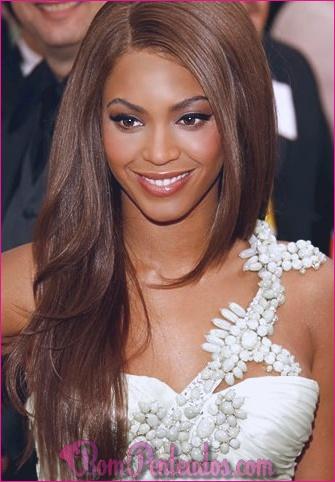20 matizes vibrantes impressionantes para o cabelo castanho chocolate
