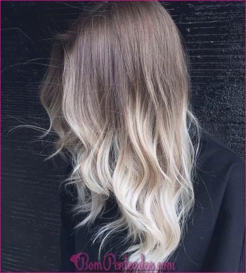 15 idéias reversas da cor do cabelo de Ombre