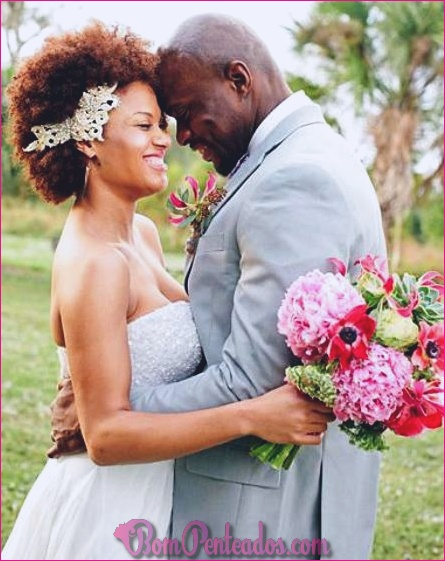 20 Mesmerizing penteados de casamento para cabelo curto