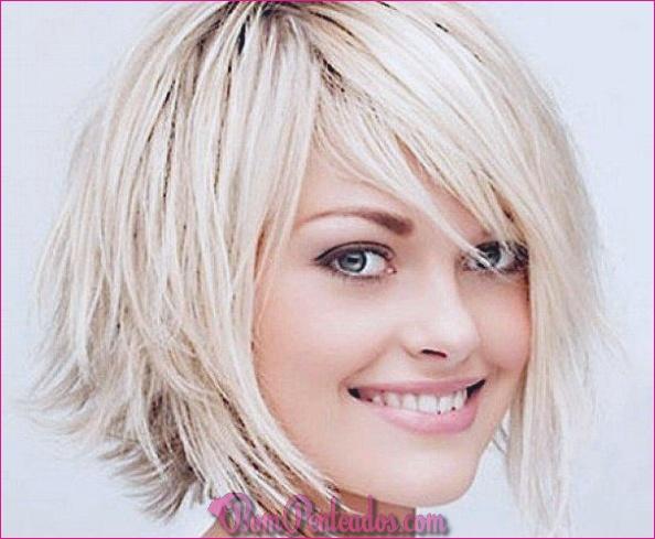 15 ideias para cortes de cabelo curtos e desleixados