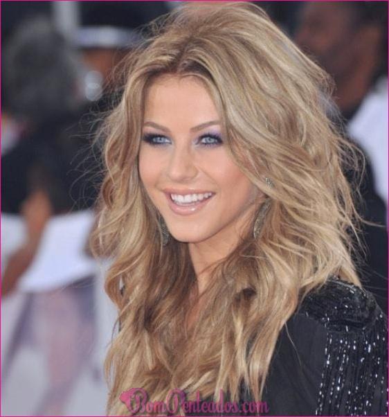 Cortes de cabelo longos diferentes para mulheres