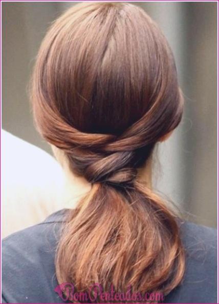 20 penteados retos