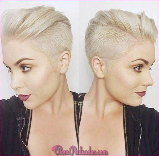 15 penteados lisonjeiros para cabelos finos com franja