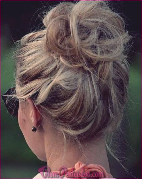 20 idéias rápidas do cabelo para o cabelo grosso