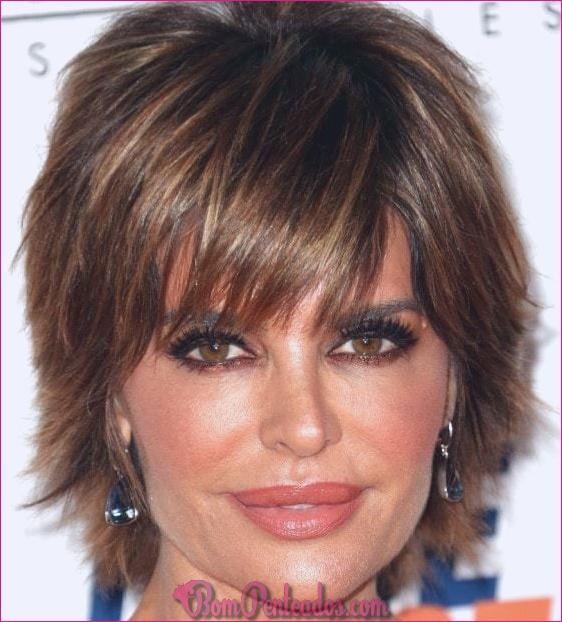 20 penteados de Sassy Lisa Rinna