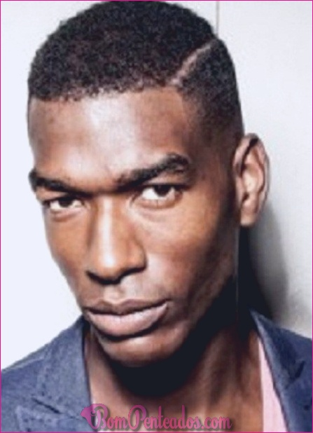 15 cortes de cabelo bonitos para homens negros