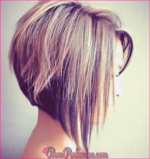15 penteados curtos de Bob