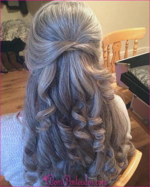 20 melhores penteados e cortes de cabelo para mulheres acima de 60