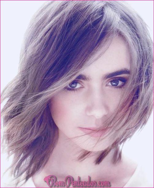 15 idéias para cortes de cabelo modernos do Shag