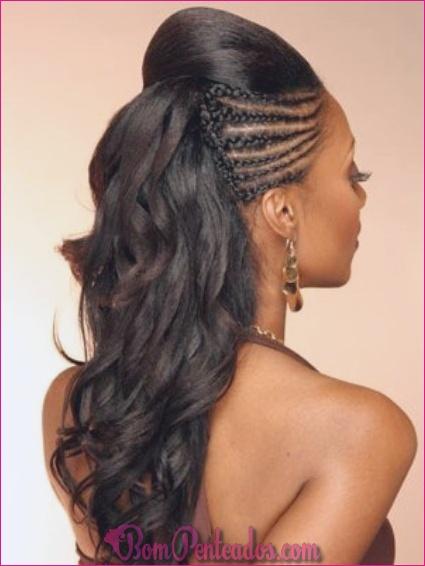 Top 20 penteados de tranças de árvore