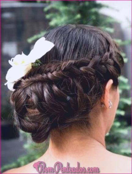 20 melhores penteados de casamento para cabelos longos