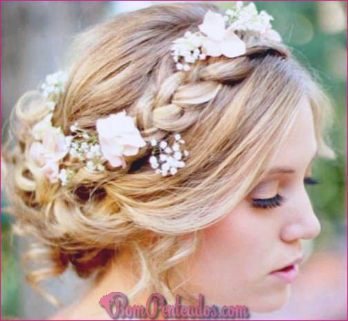 20 penteados de casamento de praia breezy