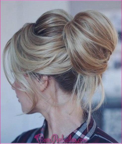 15 penteados de nó superior