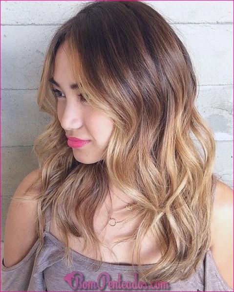 20 inspiradoras cores de cabelo de inverno