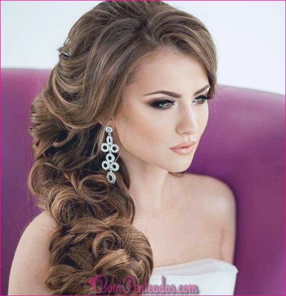 20 deslumbrantes penteados de casamento