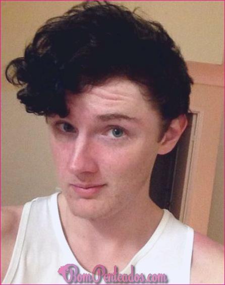 15 penteados médios para homens